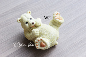 Вес готового изделия (мыла, свечи) ~110 грамм. Материал: мягкий, эластичный силикон