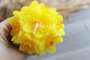 Вес готового изделия (мыла, свечи) ~120 грамм.  Материал: мягкий, эластичный силикон