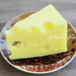 Силиконовая форма «Сыр»