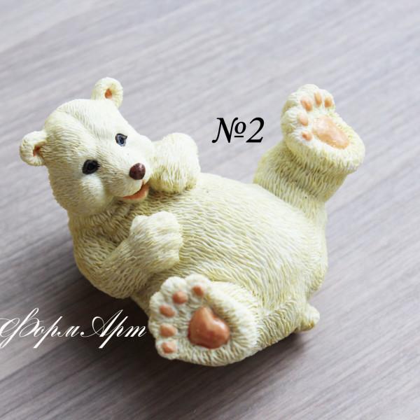 """Силиконовая форма """"Полярный мишка №2"""""""