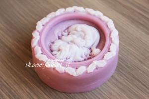 Вес готового изделия (мыла, свечи) ~100грамм Материал: мягкий, эластичный силикон