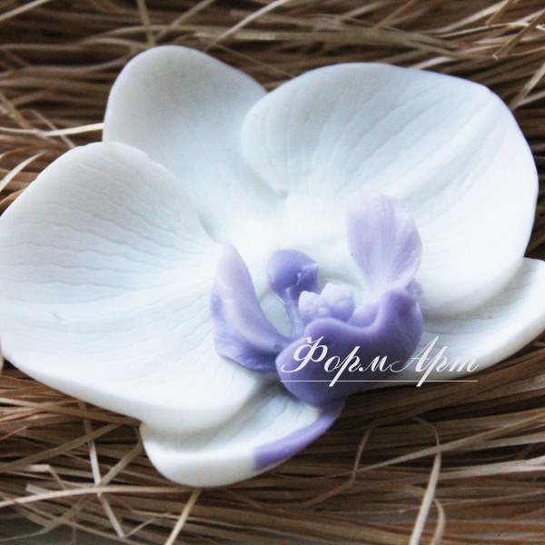 """Силиконовая форма """"Цветок орхидеи"""""""