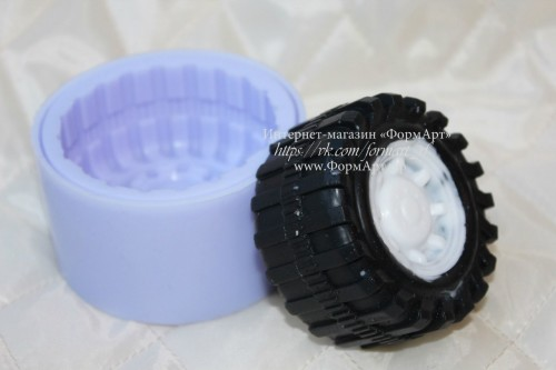 Вес готового изделия (мыла, свечи) ~ 100 грамм.  Материал: мягкий, эластичный силикон