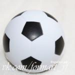 Силиконовая форма «Футбольный мяч»