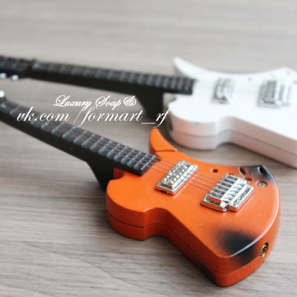 """Силиконовая форма """"Гитара"""""""