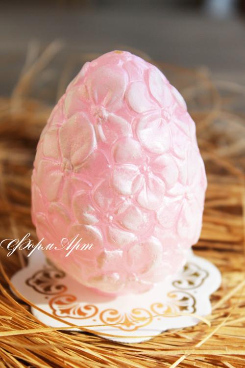Вес готового изделия (мыла, свечи) ~ 100 грамм. Высота 7,5 см Материал: мягкий, эластичный силикон