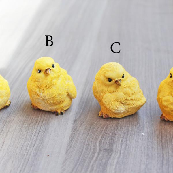 """Силиконовая форма """"Цыпленок малый"""""""