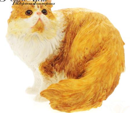 """Силиконовая форма """"Персидский кот"""""""