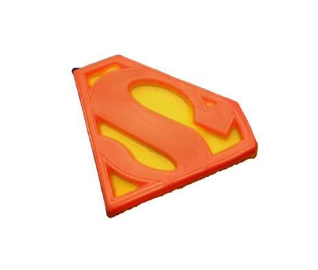 """Силиконовая форма """"Знак Супермена"""""""