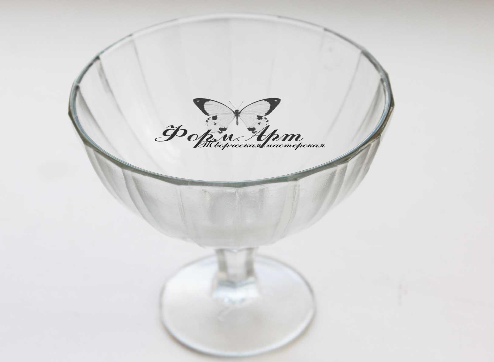 """Силиконовая форма """"Креманка малая"""" Высота 8 см, диаметр 8,5 см. Вес мыла  незаполненной креманки примерно 50 грамм."""