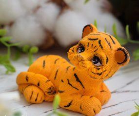 1. Тигры символ 2022